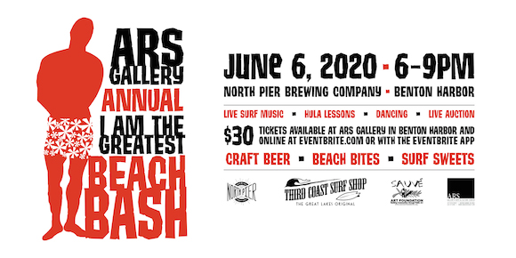 ARS Galllery I Am The Greates  Beach Bash 2020