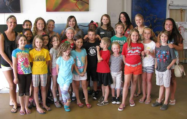 Ars Arts And Culture Center Children S Summer Art Camp